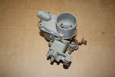 ford 100e carburettor assembly