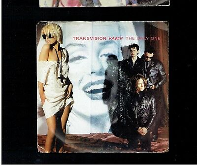 Transvision Vamp The Only One Ps 45 1989