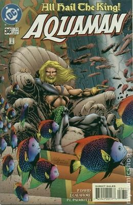 Aquaman (1994 3rd Series) #36 VF