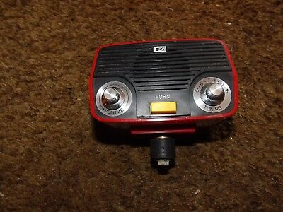ARCHER RADIO SHACK ROAD PATROL AM BICYCLE RADIO w/ HORN