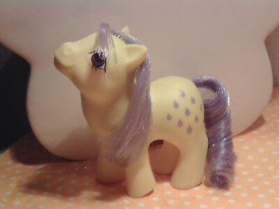 "My little pony G1"" Baby Lemon Drop German Baby Pony "" 100 more Ponys for sale!"