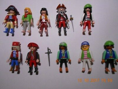 Playmobil 10 Piraten Figuren (1)