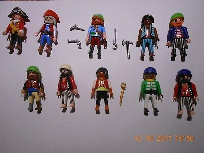 Playmobil 10 Piraten Figuren (3)