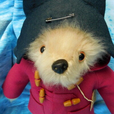 A lovely vintage original authentic Gabrielle Design Paddington Bear rare vgc