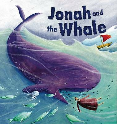 My First Bible Stories Old Testament: Jonah and the Big Fish, Very Good Conditio