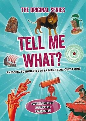 Tell Me What? (Tell Me Series) (Paperback), 9780753728055