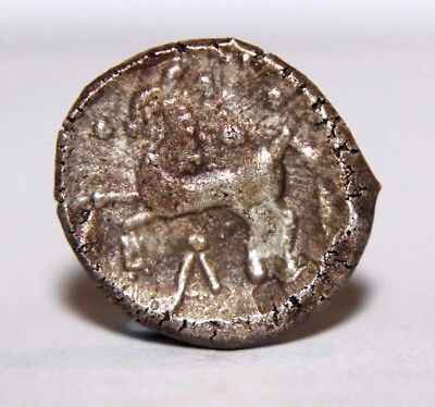 Celtic Central Europe Cotini Silver Coin 2nd century BC