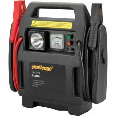 Challenge Rechargeable Engine Jump Starter - Free 90 Day Guarantee