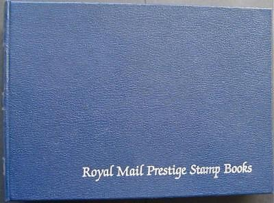 Royal Mail Prestige book album, fine with 22 pages.