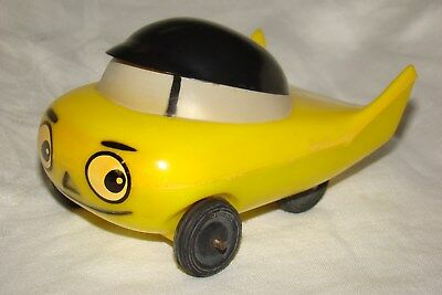 Vintage Bp Oil Canada Mr Beep Advertising Plastic Toy Vehicle
