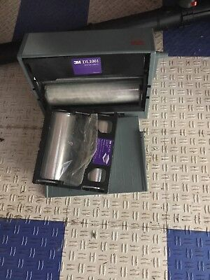 3M LS1000 Heat-Free Laminating Dispenser System with extras