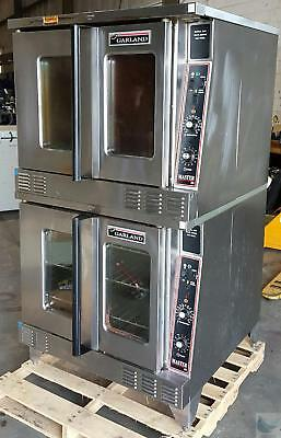 Garland Master 200 Dual Gas Convection Oven UNTESTED