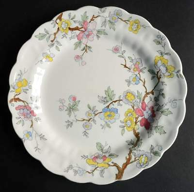 Booths CHINESE TREE Dinner Plate 37970