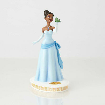 NEW WDAC Walt Disney Archives Princess & The Frog TIANA Maquette LE Figurine