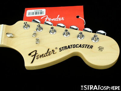 "Fender Vintage 70s RI Stratocaster Strat NECK & ""F"" TUNERS 1970s Maple, SALE!"