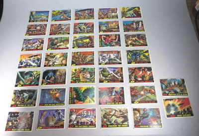 Mars Attacks 37 Different Original Trading Cards Topps Bubbles 1962 #589