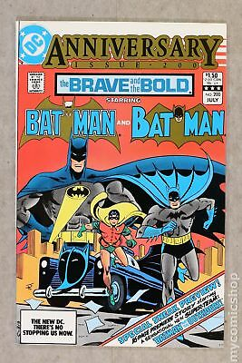 Brave and the Bold (1955 1st Series DC) #200 VF 8.0