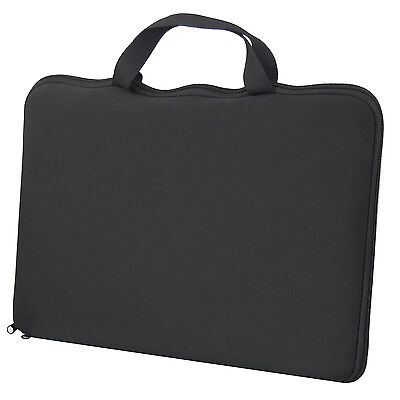 TRIXES 15.6 Nero Pc Portatile Custodia Per Notebook Cover Borsa Universal