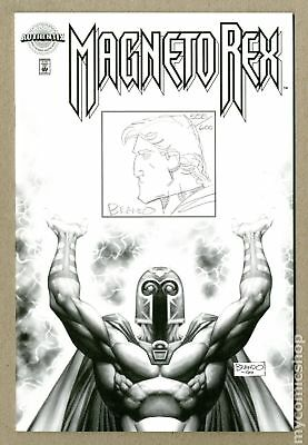 Magneto Rex (1999) Marvel Authentix Edition #1-SKETCHED NM+ 9.6