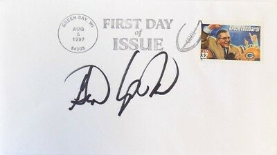 Gene Upshaw Oakland Raiders Signed First Day Cover