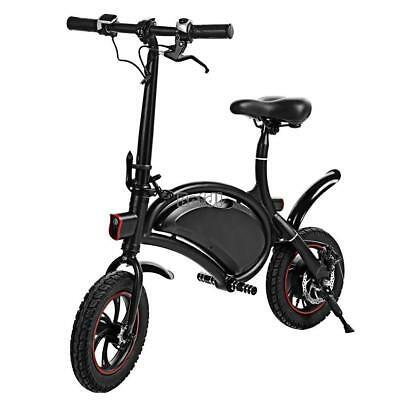 Speed 350W 36V Electric Bike eBike Folding Bicycle Cycling with Bluetooth GPS