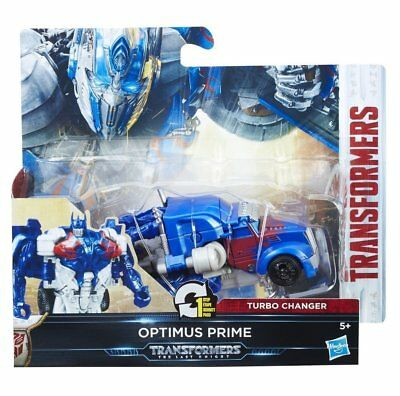 Transformers Turbo Charger Actionfigur: Optimus Prime
