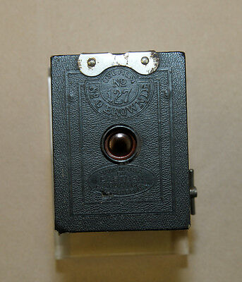 * No. O Macchina Fotografica Brownie Model A ( 1914 ) * Use Film 127 -