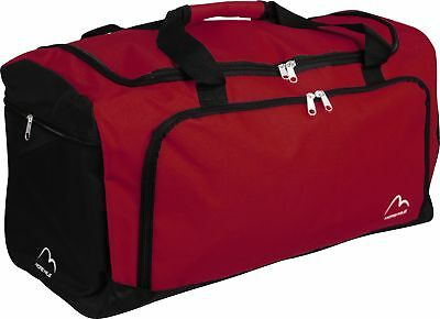 More Mile Medium B Grade Training Holdall - Red