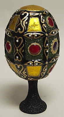 Slavic Treasures Regal EASTER EGG Ornament 4302698