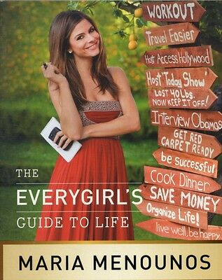 The EveryGirl's Guide to Life (Paperback), Menounos, Maria, 9780061870781