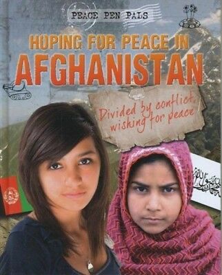 HOPING FOR PEACE IN AFGHANISTAN, Hunter, Nick, 9781474731201