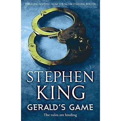 Gerald's Game - Paperback NEW King, Stephen 2011-07-07