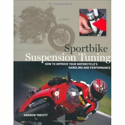 Suspension Tuning: How to Set Up Your Bike for Handling - Paperback NEW Cook, Ma