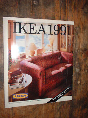 1991 IKEA catalogue 298 pages