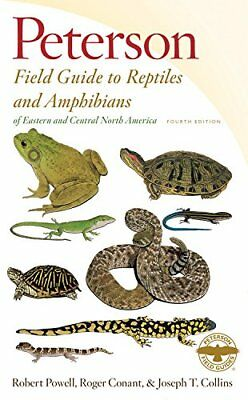 Peterson Field Guide to Reptiles and Amphibians of Eastern and Central North Am