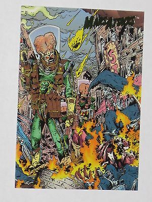 Topps Mars Attacks Trading Card 1994 Base Card NM #67 Cover For Issue #1