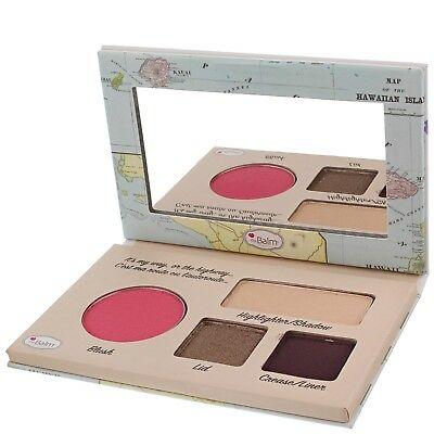 TheBalm Cosmetics Autobalm Face Palette Hawaii for women