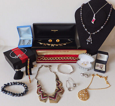 Fabulous Assortment of Jewellery inc 925 Sterling Silver lot 2
