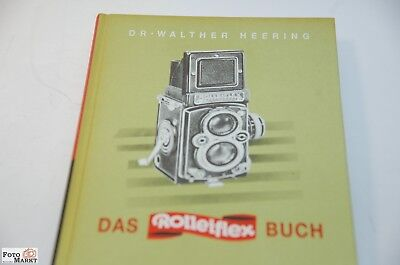 THE ROLLEIFLEX BOOK Dr.Walther Heering (Franz Pangerl) (360 S) in German