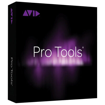 AVID Annual Upgrade and Support Plan Reinstatement for Pro Tools | HD (NEW)