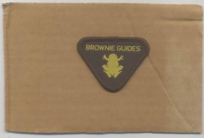 Brownie Guides Interest Badge-Swimmer