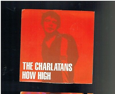Charlatans How High Ps 45 1997