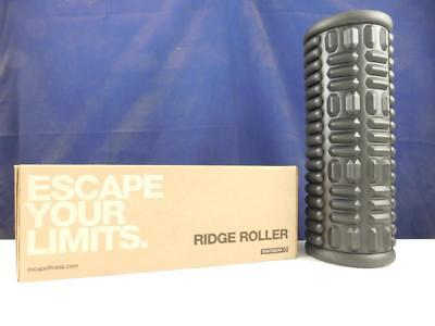 Escape EST-RR Massagerolle Ridge Rückenmassage Massage Rolle Schwarz