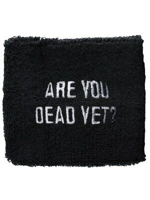 Children of Bodom Sweatband - Are You Dead Yet? - NEW & OFFICIAL
