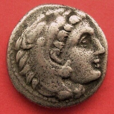 Macedonian Kingdom; Alexander III the Great (336-323 BC). AR Drachm