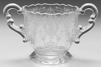 Cambridge DIANE CLEAR (STEM 3122) Open Sugar Bowl 7136319