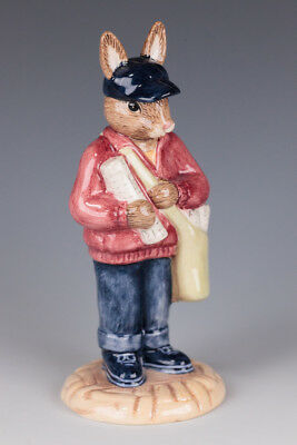 Lovely Royal Doulton Bunnykins figure -  Paperboy - DB 462