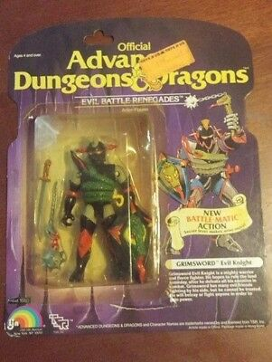 Advanced Dungeons and Dragons Evil Grimsword