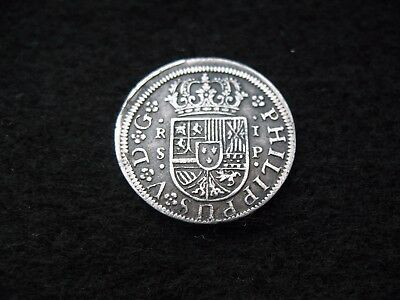 Spain - One Reale , 1728