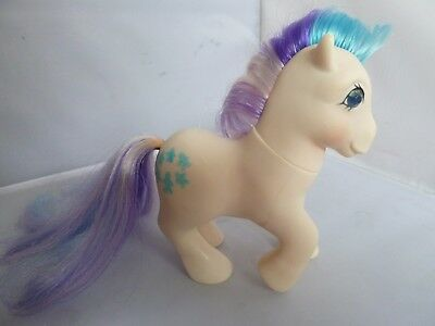 My little pony G1 Gingerbread. My Little Pony Gingerbread 1985 with Gem Eyes.